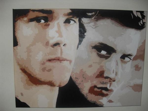 Jensen Ackles by shazlar